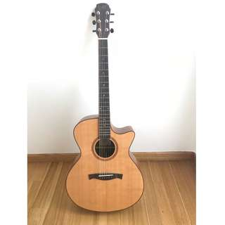 Acoustic Guitar Maestro Elite Series EM-2