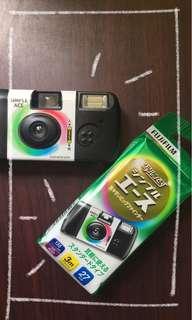 Fujifilm Simple Ace Disposable Camera (27 shots)