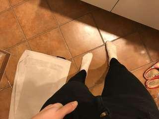 Zara mid rise jeans 40/ US 8/NZ 10-12
