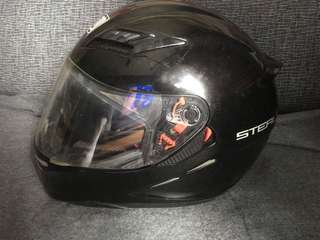 AGV stealth full face helmet