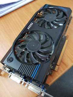 N560gtx graphic card