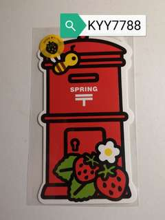 日本郵政(郵便局)絕版2012春季郵筒明信片