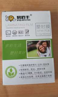 A6 Laminating Film (100pcs)