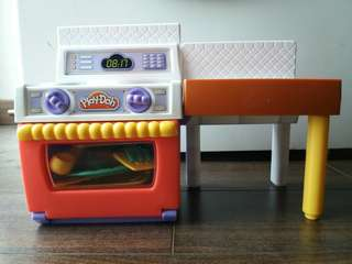 Play-Doh Meal Makin Kitchen Set