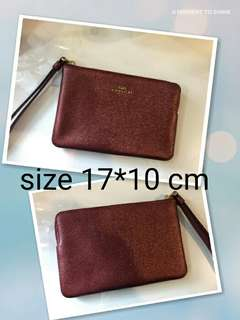 Coach Wristlet / coach wallet for women