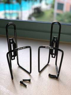 Giant Brand Bike Bottle Cage - $7 each