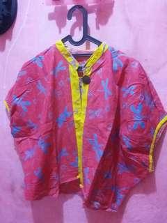 Outer batik capung