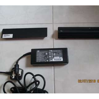 UP FOR SALE HP POWER BRICK AND LAPTOP BATTERIES !!