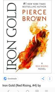 (Ebook) Iron Gold (red rising #4) By Pierce Brown