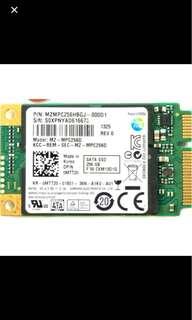 256GB SSD mSATA