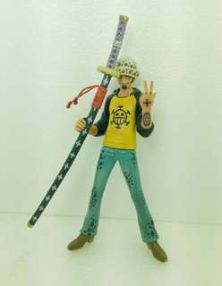 One Piece Collections,Clearance SALE!TRAGALFAR LAW,MONKEY LUFFY,DRACULE MIHAWK,RORONOA ZORO