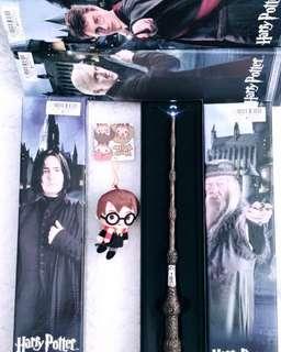 Harry Potter - Illuminating Character Wand (Japan)