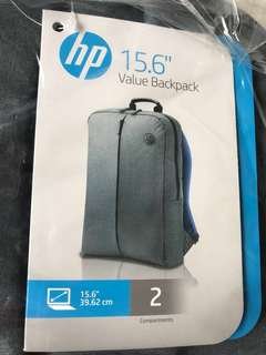 "HP 15.6"" Value Backpack (Original and Brand New)"