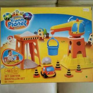 Brand New Construction Toy Set