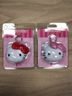 BN Hello Kitty Ez-link Plush Charm