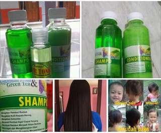 Shampo herbal sepaket