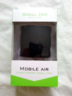 掛腰風扇 Mobile Air (Conditioning Small Fan)