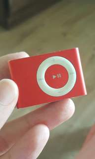 iPod Shuffle - Product Red