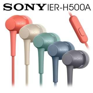Sony Ier-h500 一年原裝保用