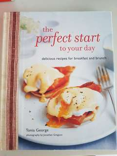 Breakfast and brunch Recipe cook Book