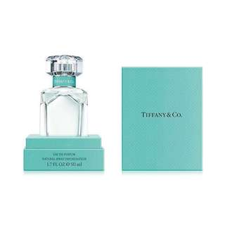 🚚 Tiffany & Co.同名淡香精 50ml