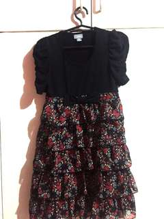 Sunday Dress for 5-7 years old