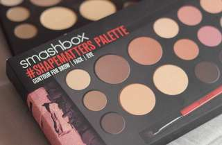 Smashbox Eye Face Brow contour palette - #SHAPEMATTERS - BRAND NEW