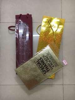 新禮物袋 (3 個)(全新)