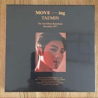 SHINee & TAEMIN CD