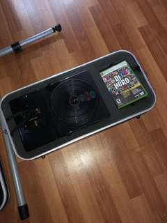 Xbox DJ Hero (game included)