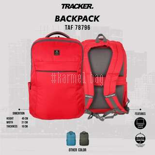 Tas Ransel Backpack Laptop Tracker TAF 78796