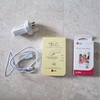 LG Pocket Photo Printer PD239