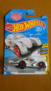 2018 Hotwheels Basic Cars