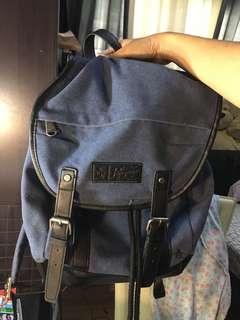 Penguin Travel Bag (Dark Blue)