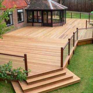 Solid Wood / WPC Decking