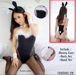 Kostum Sexy Teddy Bunny