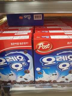Oreo O's Cereals