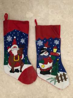 Christmas Socks / Stocking