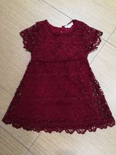 Zara Girls 5y Dress #july70