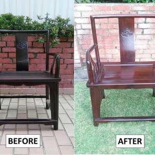 Furniture Restoration and Repair