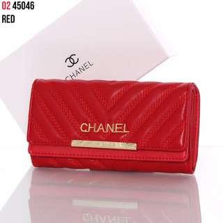 Dompet Chanel 45046 Semi Premium