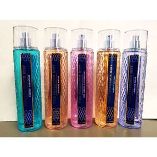 Authentic Bath and Body Works Perfumes