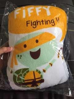Fiffy pillow