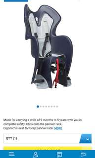 Child baby seat