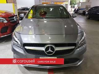 MERCEDES BENZ CLA180 SB URBAN (R18 LED)