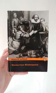 Stories from Shakespeares