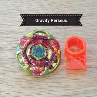 Gravity Perseus(Gold) 105F from Ultimate Reshuffle Set Perseus Ver. BB97