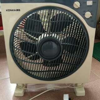 Honka電風扇 Electric Fan 80%new