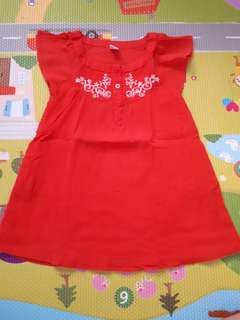 Zara dress for little girls