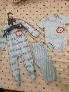 Pekkle 3pcs set